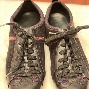 Louis Vuitton Black Sneaker